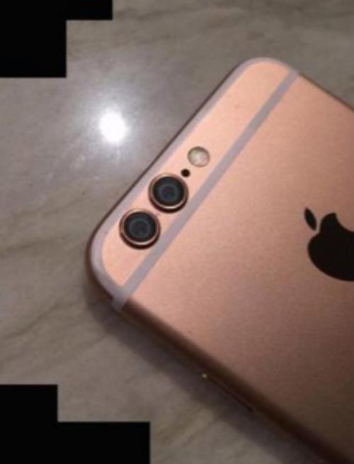 Lộ ảnh iPhone 6S màu vàng hồng, camera kép - 3