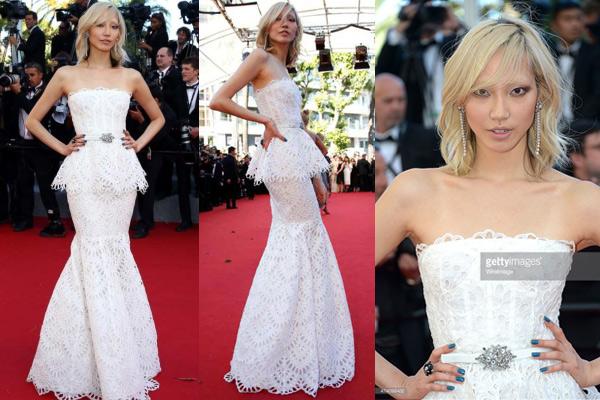 """""""Mỹ nhân triệu đô"""" gợi cảm tại Cannes - 12"""