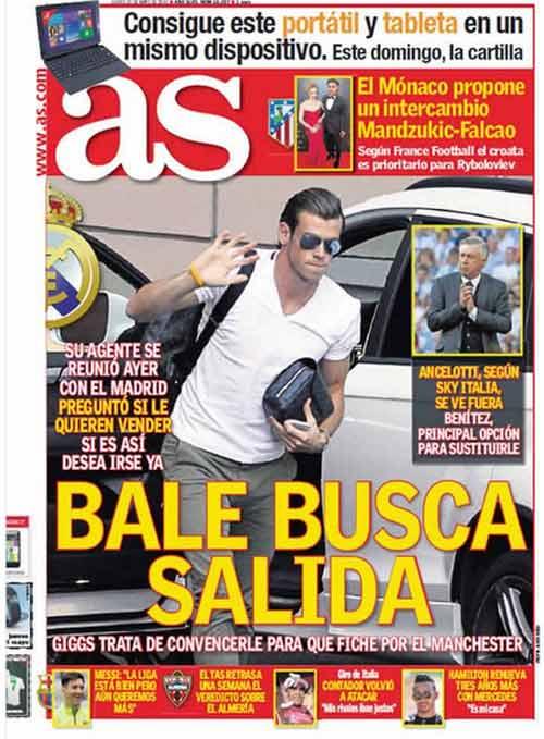 """PSG lôi kéo Ronaldo, MU đợi nổ """"bom tấn"""" với Bale - 2"""
