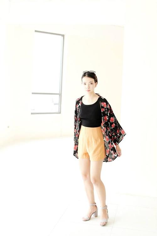 Mách bạn gái chọn mua áo khoác kimono đẹp và rẻ - 2