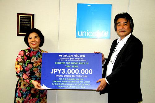 TGĐ Vinamilk được vinh danh tại lễ trao giải thưởng Nikkei Châu Á lần thứ 20 - 4