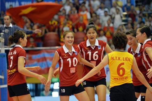 Hạ gục Mông Cổ, bóng chuyền nữ Việt Nam mơ tốp 4 châu Á - 1