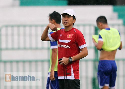 HLV Miura chưa hề chốt danh sách U23 VN dự SEA Games - 1