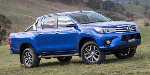 Toyota Hilux 2016 trình làng: Cơ bắp nhưng vẫn hiện đại - 3