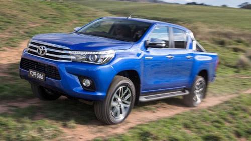 Toyota Hilux 2016 trình làng: Cơ bắp nhưng vẫn hiện đại - 4