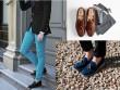 Diện giày lười thật phong cách mà vẫn lịch lãm