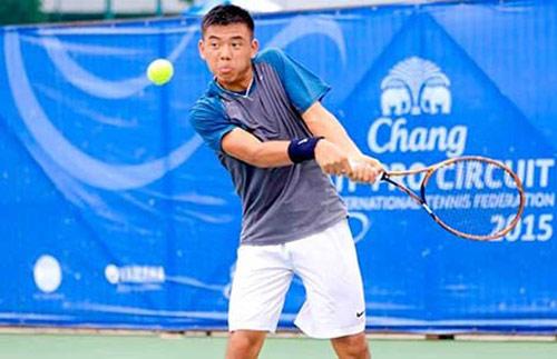 Tay vợt Lý Hoàng Nam bỏ SEA Games, chọn đấu trường trẻ thế giới - 1