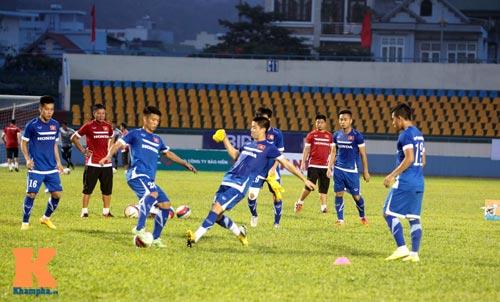 Công Phượng, Văn Toàn quyết ghi bàn vào lưới U23 Myanmar - 5
