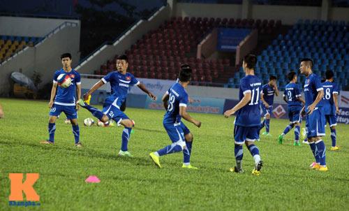 Công Phượng, Văn Toàn quyết ghi bàn vào lưới U23 Myanmar - 6