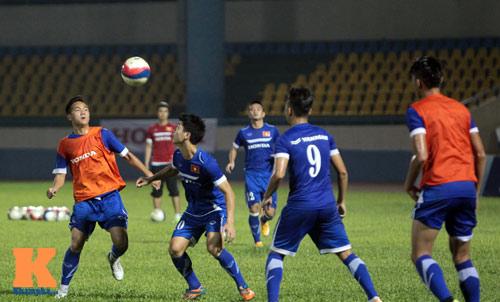 Công Phượng, Văn Toàn quyết ghi bàn vào lưới U23 Myanmar - 7