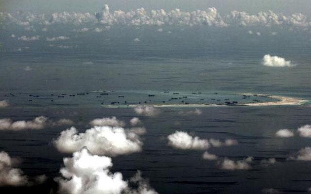 Nguy cơ Mỹ - Trung đụng độ trên Biển Đông - 1