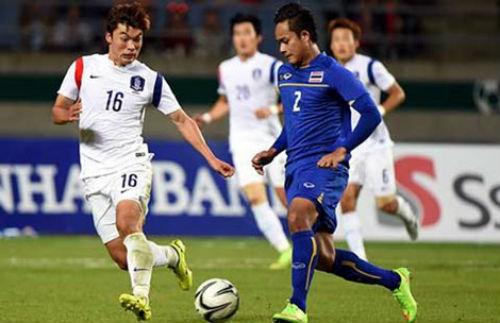 Đối thủ đầu tiên của ĐTVN tại vòng loại World Cup: Thái Lan ở tầng nào? - 1