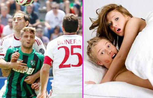 Milan thua trận vô tình giúp CĐV phát hiện vợ ngoại tình - 1