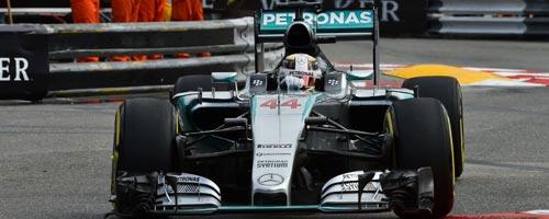 Chạy thử Monaco GP: Hamilton vượt trội - 1