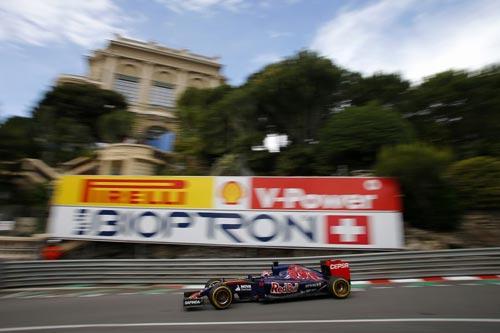 Chạy thử Monaco GP: Hamilton vượt trội - 2