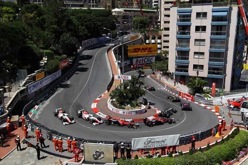 Chặng 6 - Monaco GP: Những chiến binh đường phố - 2