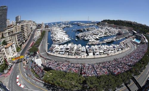 Chặng 6 - Monaco GP: Những chiến binh đường phố - 1