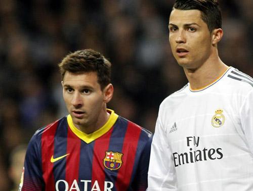 Ronaldo bị ám ảnh bởi kỷ lục ghi bàn của Messi - 1