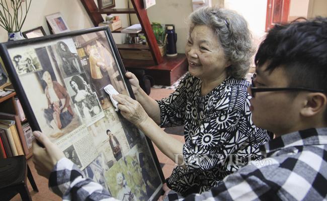 """""""Bà nội"""" của màn ảnh Việt 77 tuổi vẫn """"đắt sô"""" - 2"""