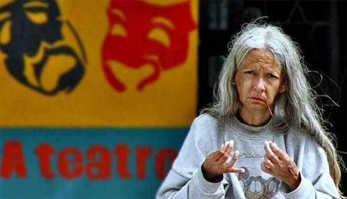 Cựu nữ hoàng sắc đẹp Venezuela chết trong đói nghèo - 1