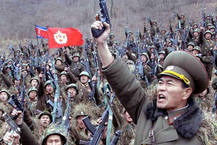 Hé lộ chiến thuật hoạt động của điệp viên Triều Tiên - 1