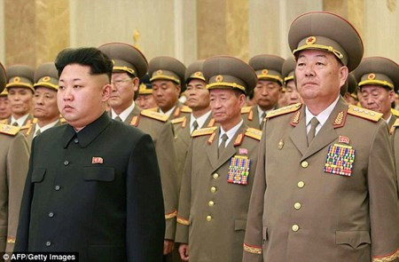 Kim Jong-un tiếp tục xử tử hàng loạt quan chức cấp cao? - 2