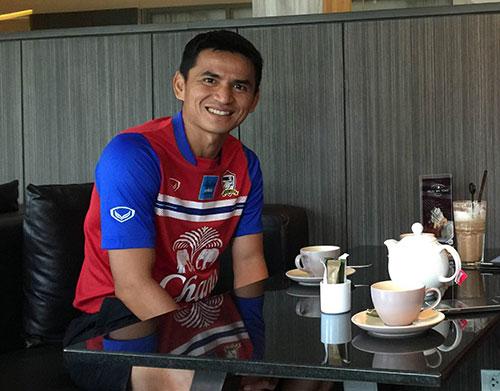 Kiatisak: Công Phượng sẽ là ngôi sao sáng của Việt Nam - 1