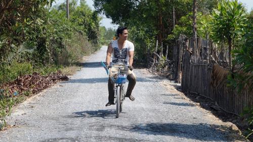 """Siêu mẫu Quang Hòa: """"Cứ từ từ mà tiến"""" - 3"""