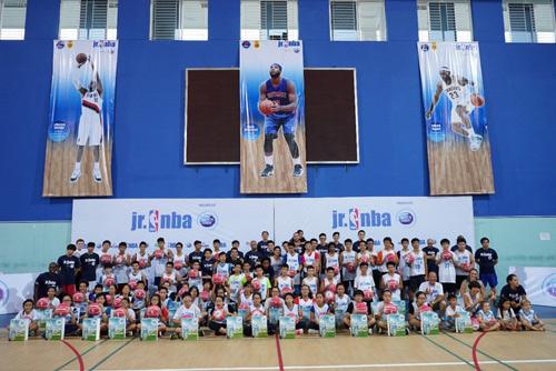 Siêu sao bóng rổ nhà nghề Mỹ đến Việt Nam - 3