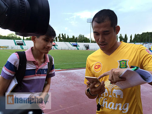 Người quen Công Vinh đoán ĐTVN thua Thái Lan 0-2 - 2