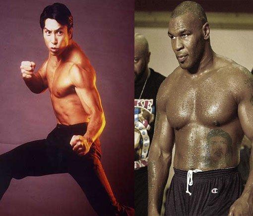 Chân Tử Đan đấu Mike Tyson: Ai thắng? - 2
