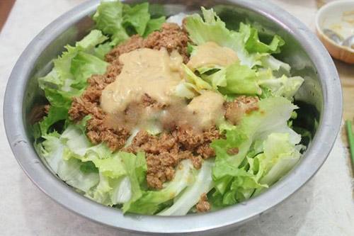 Ăn salad cá ngừ để giảm cân - 5