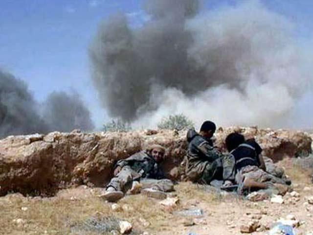 IS chiếm cửa khẩu cuối cùng nối Syria với Iraq - 1