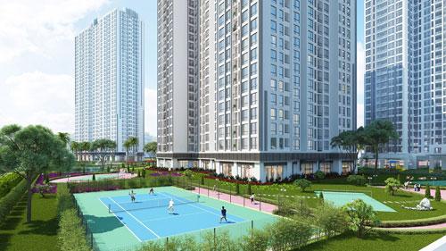 Tòa căn hộ Park 5 – Vinhomes Times City chính thức mở bán - 2