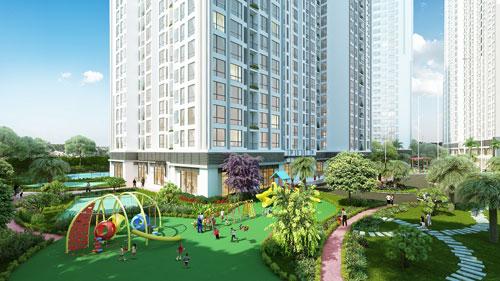 Tòa căn hộ Park 5 – Vinhomes Times City chính thức mở bán - 1