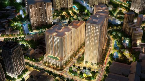 89% quỹ căn hộ đã thanh khoản trong 62 ngày mở bán New Horizon City - 2