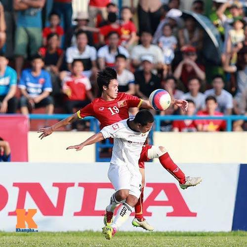U23 VN - U23 Myanmar: Siêu phẩm và sai lầm - 1