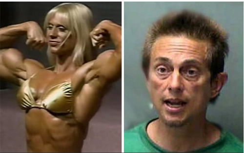 Một phụ nữ hóa đàn ông vì lạm dụng thuốc tăng cơ - 3