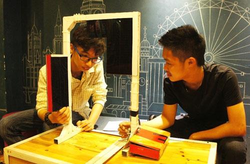 Đà Nẵng: Học sinh sáng chế hệ thống bắt lỗi giao thông thông minh - 1