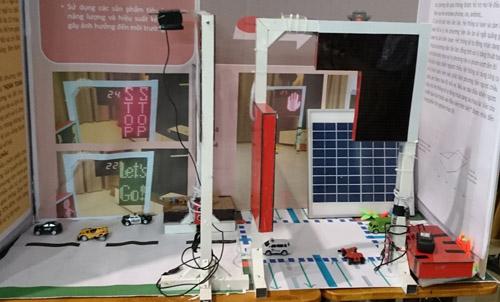 Đà Nẵng: Học sinh sáng chế hệ thống bắt lỗi giao thông thông minh - 2