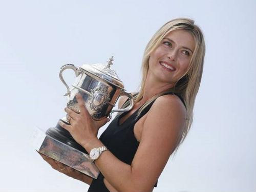 Kiều nữ Sharapova tiết lộ ước muốn thầm kín của mình - 3
