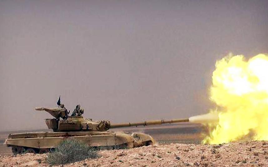 """""""Venice trên sa mạc"""" tan hoang dưới gót chân chiến binh IS - 8"""