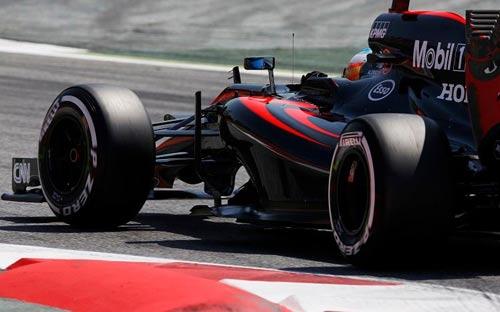 F1: McLaren nuôi mộng... ghi điểm ở Monaco - 1