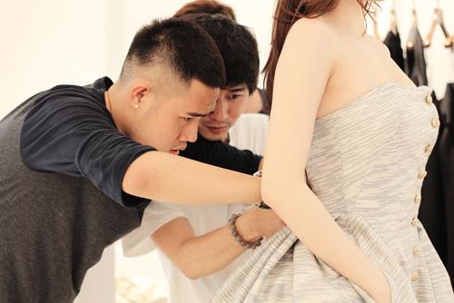 """Cận cảnh """"tút tát"""" công phu của Angela Phương Trinh - 1"""