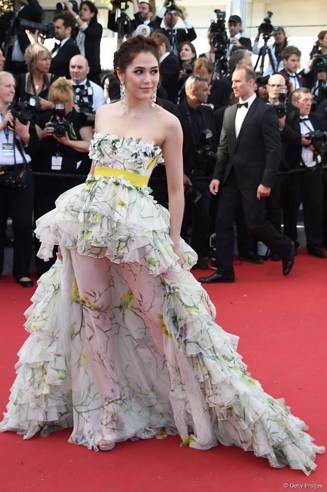 Hàng loạt mỹ nhân Á bị yêu cầu rời thảm đỏ Cannes - 6