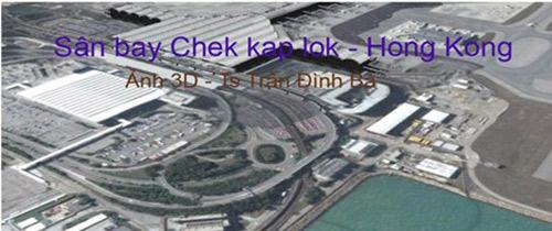 """Bác tin sân bay Long Thành """"đạo"""" sân bay Hong Kong - 1"""
