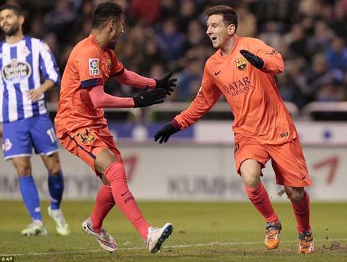 Barca – Deportivo: Nhà vua và kẻ khốn cùng - 2