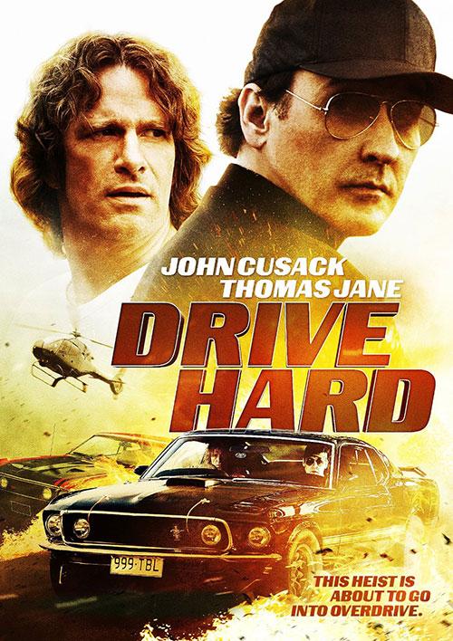 Trailer phim: Drive Hard - 1