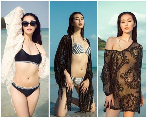 Sắm áo lưới ngoài bikini đẹp như Hà Anh chỉ 150 ngàn - 6