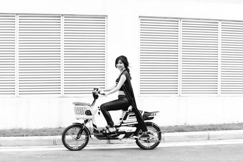 Sốt hàng trên toàn quốc, xe đạp điện Ambike giá 7,5 triệu đồng - 1